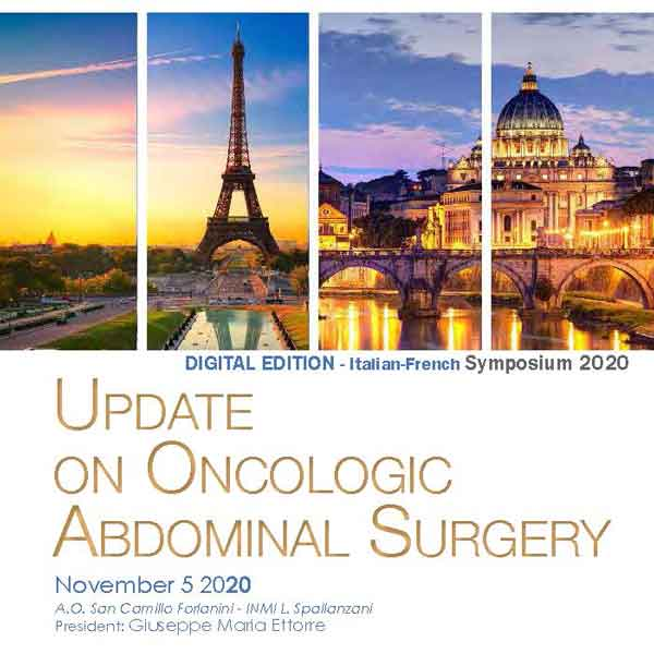 Update on Oncologic Abdominal Surgery - President: G. M. Ettorre