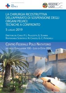 La Chirurgia Ricostruttiva dell'apparato di Sospensione degli Organi Pelvici: Tecniche a Confronto - Responsabile Scientifico: N. Caiazzo, G. C. Patronelli