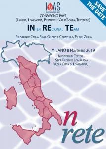 INter REgional TEam -Convegno IVAS - Presidenti: C. Rigo, G. Caravella, P. Zerla