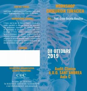 Workshop Chirurgia Toracica