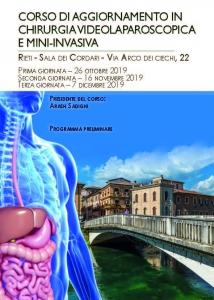 Corso di aggiornamento in chirurgia videolaparoscopica e mini-invasiva