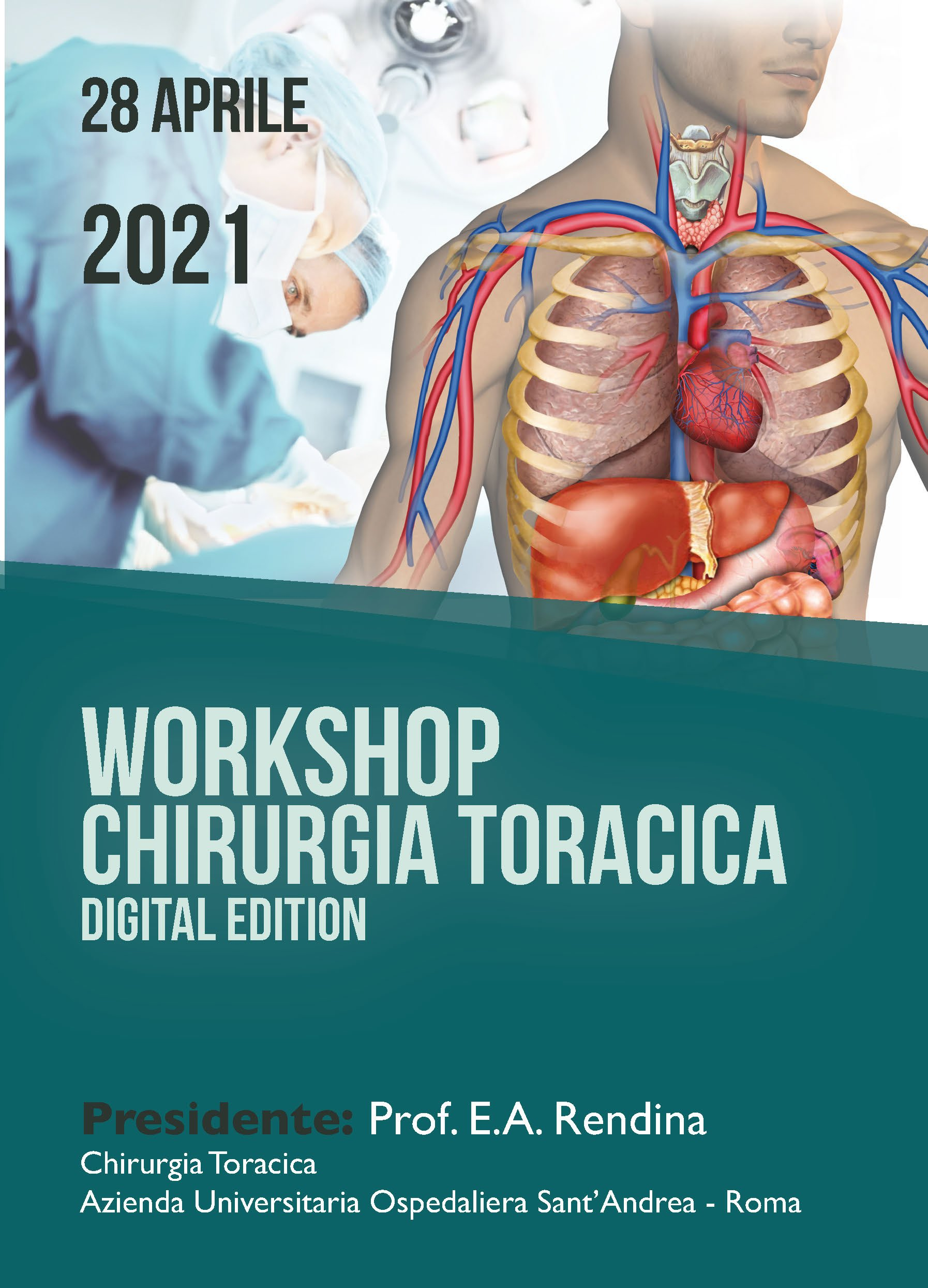 WORKSHOP CHIRURGIA TORACICA - DIGITAL EDITION